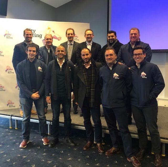 Team @cityracing is looking forward to bringing horse racing to a whole new audience in 2021!  #cityracing  #horseracing #globalseries #thejockeyclub #aintree